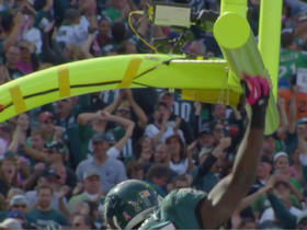 Watch: GMFB rule changes: Brandt- dunking over the goal post