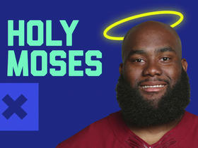 Watch: 'Holy Moses! Name that famous Moses' with Morgan Moses