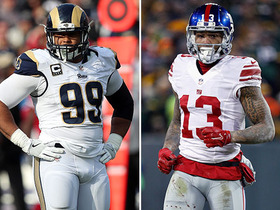 Watch: Is it a big deal that Odell Beckham, Aaron Donald weren't at first OTAs?