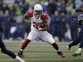 Watch: Carson Palmer: David Johnson might have an even better year this year