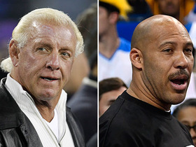 Watch: Ric Flair: LaVar Ball is only undefeated 'cuz he hasn't run into me'