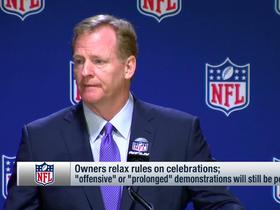 Watch: Goodell: Reporting concussions is 'a shared responsibility'