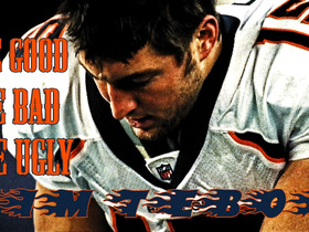 Watch: Tim Tebow: The good, the bad and the ugly