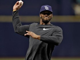 Watch: Watch: O.J. Howard at Rays Game