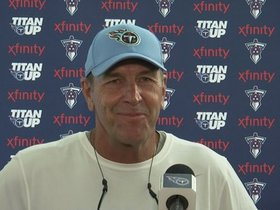 Watch: Mike Mularkey on First Day of OTAs