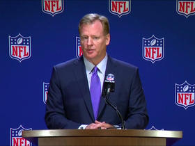Watch: Commissioner Roger Goodell Spring League Meeting press conference