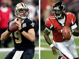 Watch: 2003 Draft: Drew Brees vs. Michael Vick