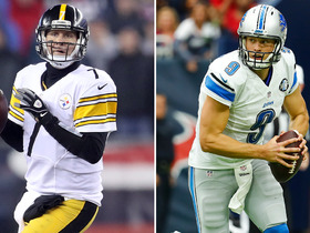 Watch: DDFP: 'Cynthesize It!' Is Stafford better than Roethlisberger?