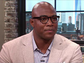 Watch: DeMarcus Ware: I would 'Hulk Smash' the ground now if I was still playing