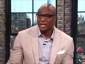 Watch: DeMarcus Ware: Broadcasting was something I always wanted to do