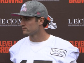 Watch: Osweiler: 'Proof is in the film' that I can start