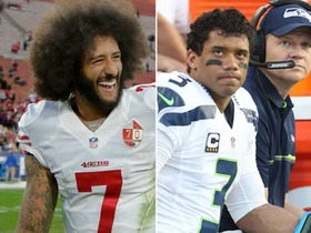 Watch: Brooks: 'Hawks need Kap after Russell Wilson's shaky season