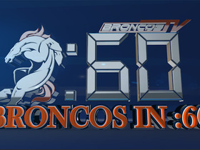 Watch: Broncos in 60: Tuesday, May 23, 2017