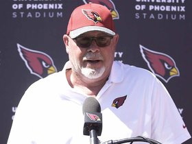 Watch: Arians: 'We Are Setting A Precedent'