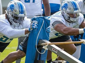 Watch: Lions OTAs: Day 2 highlights