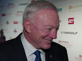 Watch: Jerry Jones: We would love to have the draft in Dallas