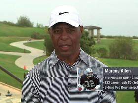 Watch: Marcus Allen: Derek Carr is quaterback of future for Raiders