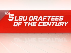 Watch: Top 5 draft picks of the century from LSU