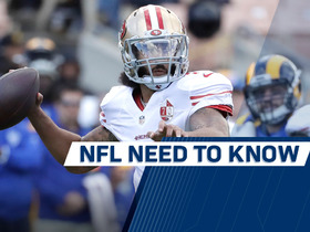 Watch: Will the Seahawks sign Kaepernick?