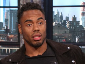 Watch: Rashad Jennings on why winning 'DWTS' was so important