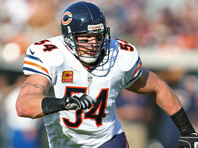 Watch: Nate Burleson: There was no linebacker more feared than Brian Urlacher