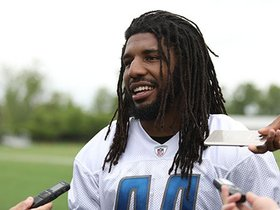 Watch: Reeves-Maybin on LB corps
