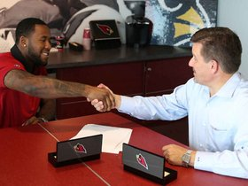 Watch: Budda Baker Signs Rookie Contract