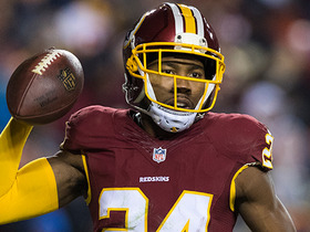 Watch: Will Blackmon: I love Josh Norman's competitive nature