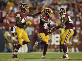 Watch: Will Blackmon: Redskins is building their defense right now