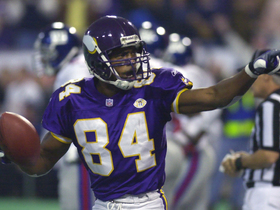 Watch: Nate Burleson: Randy Moss was the fastest player I ever saw