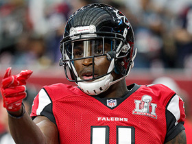 Watch: Peter Schrager: Julio Jones is the fastest player in the league