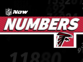 Watch: NFL Now Numbers: Falcons Edition