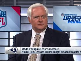 Watch: Wade Phillips: Terrell Owens should be in the Hall of Fame