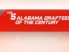 Watch: Top 5 draft picks of the century from Alabama