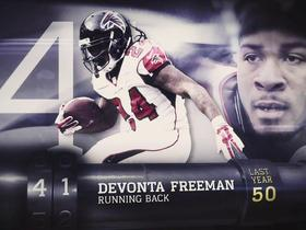 Watch: Top 100 Players of 2017': No. 41 Devonta Freeman