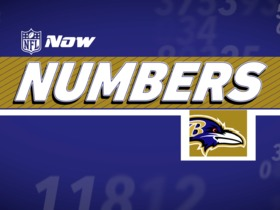 Watch: NFL NOW Numbers: Ravens Edition