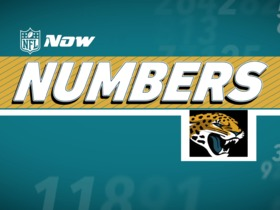 Watch: NFL NOW Numbers: Jaguars Edition