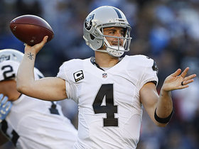 Watch: You won't BELIEVE these Derek Carr stats