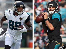 Watch: What does Marcedes Lewis need to see from Blake Bortles in 2017?