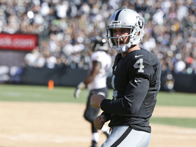 Watch: Every Derek Carr fourth quarter comeback