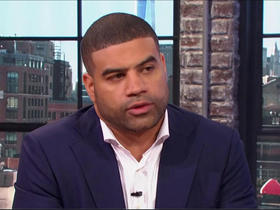Watch: Shawne Merriman: I would love to be in the front office one day