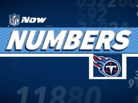 Watch: NFL NOW Numbers: Titans Edition