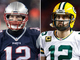 Watch: Martellus Bennett breaks down Tom Brady vs. Aaron Rodgers