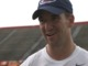 Watch: Rhett Lewis and Eli Manning reminisce at Manning Passing Academy