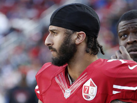 Watch: Thomas: I support Kaepernick and what he did last season