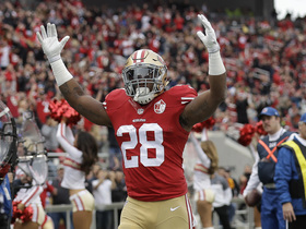 Watch: '4 Downs' San Francisco 49ers' 2017 player to watch: RB Carlos Hyde