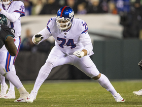 Watch: Justin Pugh: Ereck Flowers has come light years from where he was