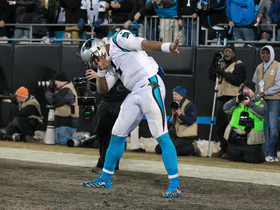 Watch: Rivera: I'm glad the NFL brought back touchdown celebrations