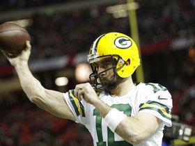 Watch: Best plays from Aaron Rodgers in 2016