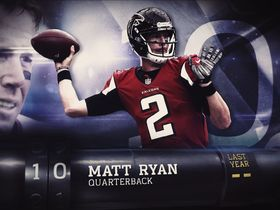 Watch: 'Top 100 Players of 2017': No. 10 Matt Ryan